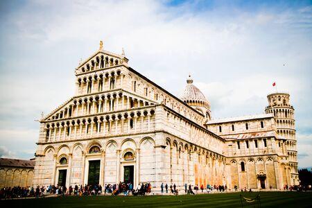 catholism: Exterior of Cattedrale di Pisa