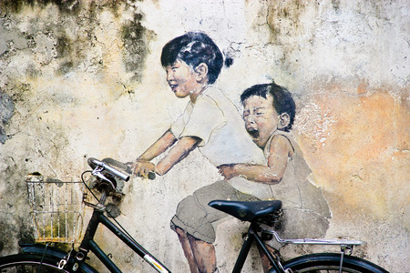 penang: Street Art at Penang