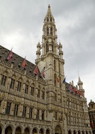 Brussels City Hall , Belgium