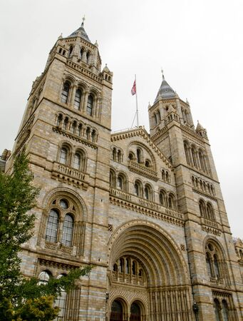 Natural History Museum London Editorial