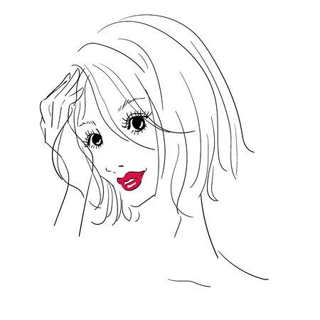 Hair salon, fashion, makeup 3