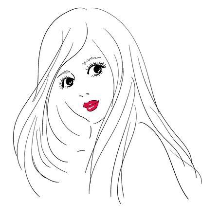 Hair salon, fashion, makeup 1
