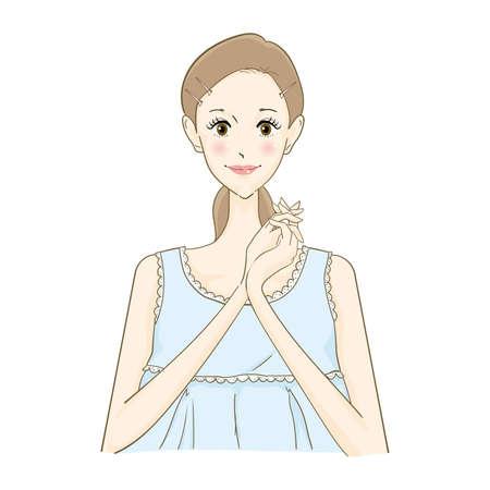 Skin Care Pretty Woman