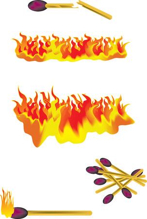 Match Illustration