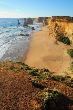 mel: 12 Apostles on Great ocean road, MEL Australia