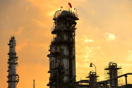 Nice Oil and Gas Refinery photo