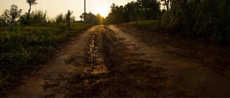 Muddy Way photo