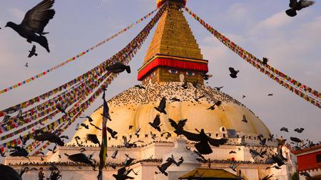 Boudhanath stupakathmandu nepal