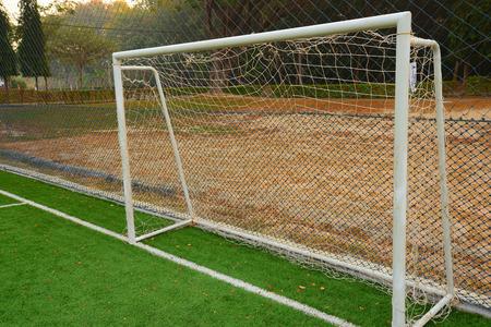 Football goal or soccer goal