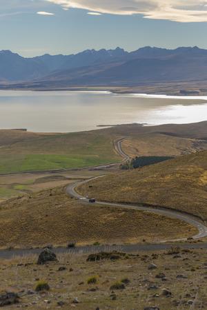 Nice shot from viewpoint of Lake Alexandrina
