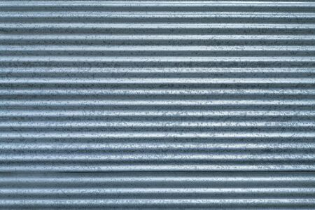 Shiny iron cast zinc plate pattern for abstract or industrial background concept.