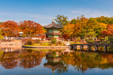 gyeongbokgung: Gyeongbokgung Palace in seoul,Korea