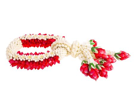 Garland made ​​with an adult or many other applications. Stock Photo
