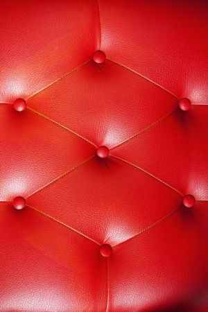 Background red sofa. photo