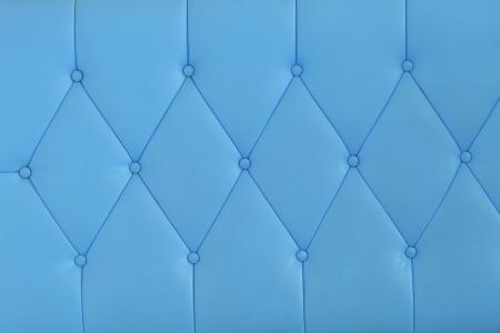 Background blue sofa.