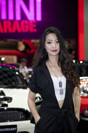 motor show: Motor Show in Thailand Editorial