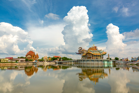Wat Ban Rai Nakhonratchasima Thailand 版權商用圖片