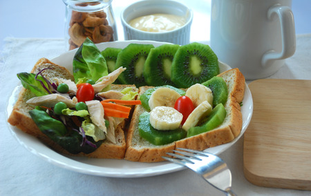beneficial: colorful foods rich in vitamins that are beneficial to the body