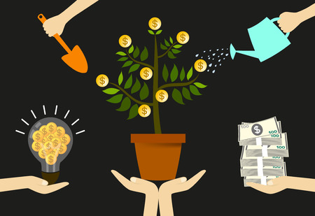 profitable: Put creativity and performance your fund with good care. Make your investments increased.