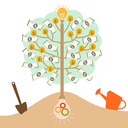 Creative planning and development makes the investment more profitable. You can create more money from many idea.