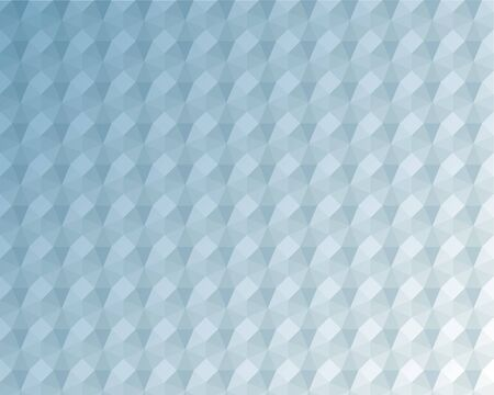 regularity: Blue and gray light polygon background in a row regularity style, vector illustration, business or website design templates