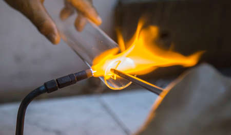 Glass blowing Glass Art