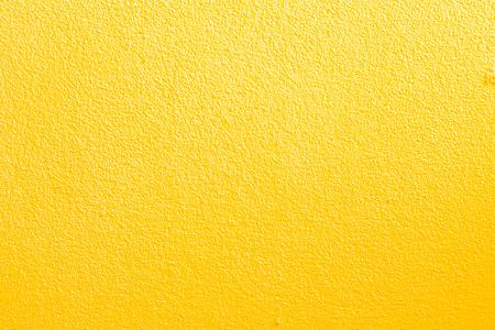 黄色の壁の背景