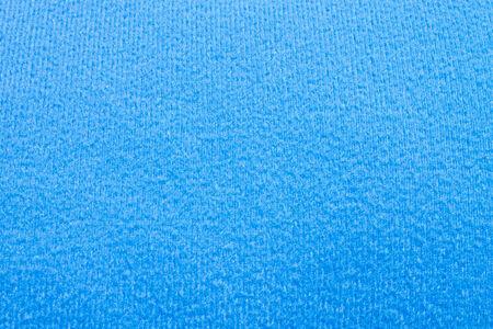blauen Stoff Hintergrund