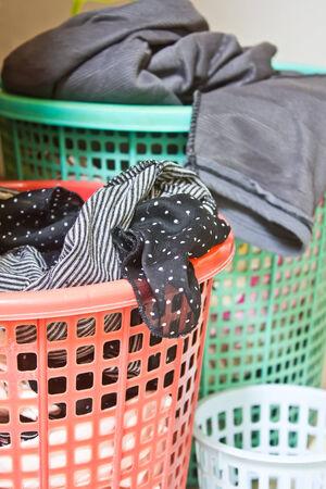 laundry basket: Laundry basket