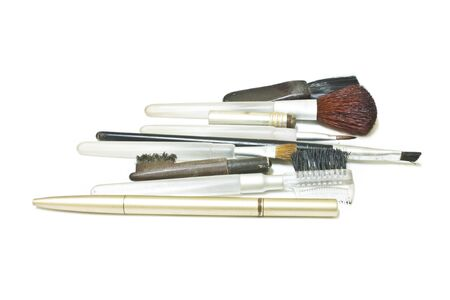 personal accessory: Old Makeup Brush