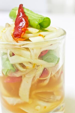 somtum: Somtum,Thai Spicy Papaya Salad