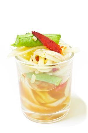 somtum: Somtum,Thai Spicy Papaya Salad