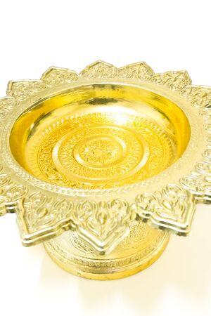 ware: golden ware Stock Photo