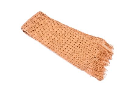 Scarf yarn Stock Photo
