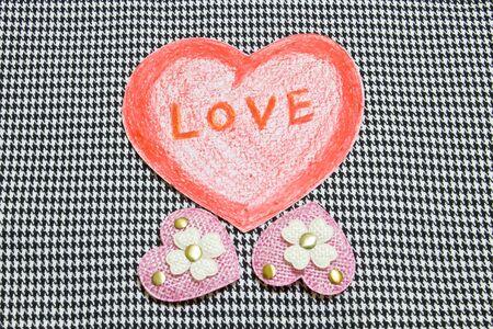 corazon rosa: Coraz�n rojo y rosado del coraz�n