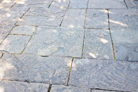 brick floor: Ladrillo Piso Foto de archivo