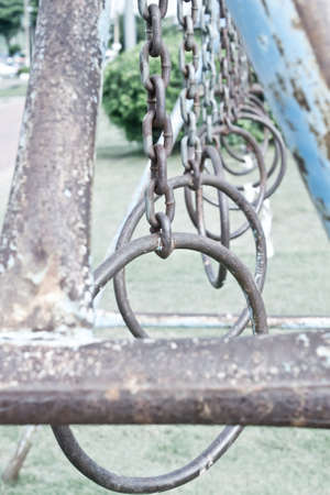 rusted: Rusted Iron Ring, playground