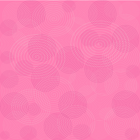 pink swirl: Abstract Pink Swirl Background Vector Illustration