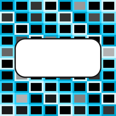 square background: Abstract Square Background Vector