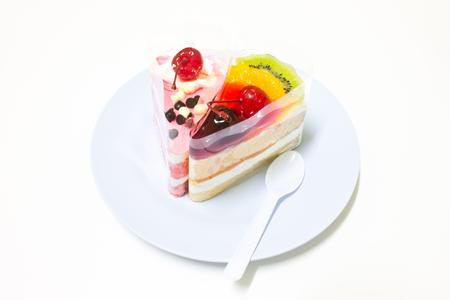 fruit cake: Fruit Cake, Yogurt Strawberry Cake