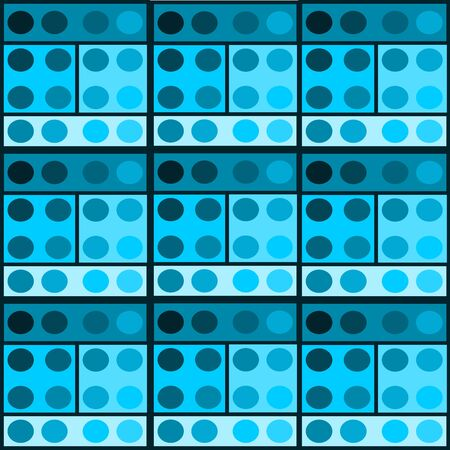 background blue: Abstract background blue vector
