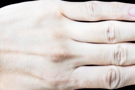 left hand: Left hand, Male hand part of body