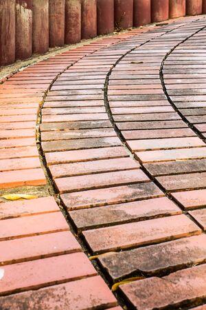 brick floor: Ramp Up, brick floor