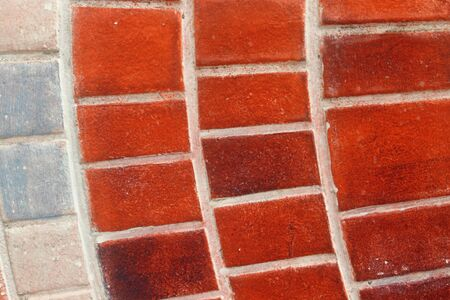 ceramic tile wall, Backgrounds and textures