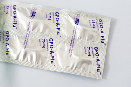 medicaments: another package of tamiflu  GPO  A  flu ,shallow focus