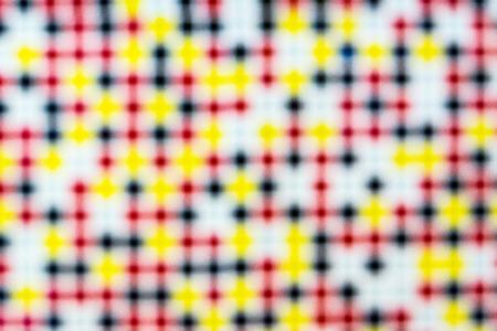 colorful dot background on white scene photo