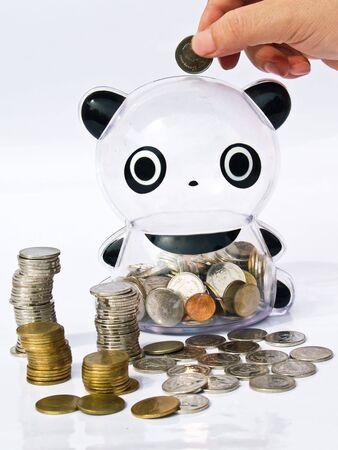 full strenght: money 4 Stock Photo