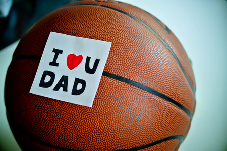 fathers day. Happy fathers day. family day. children daycare. children days. i love you dad. thank you dad. with basketball
