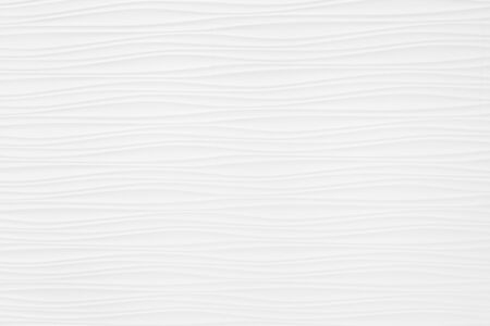 White cloth background abstract with soft waves