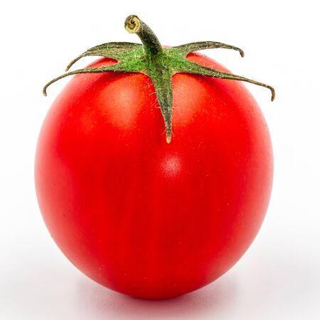 Fresh Otento sweet diamond  tomato isolated on white background